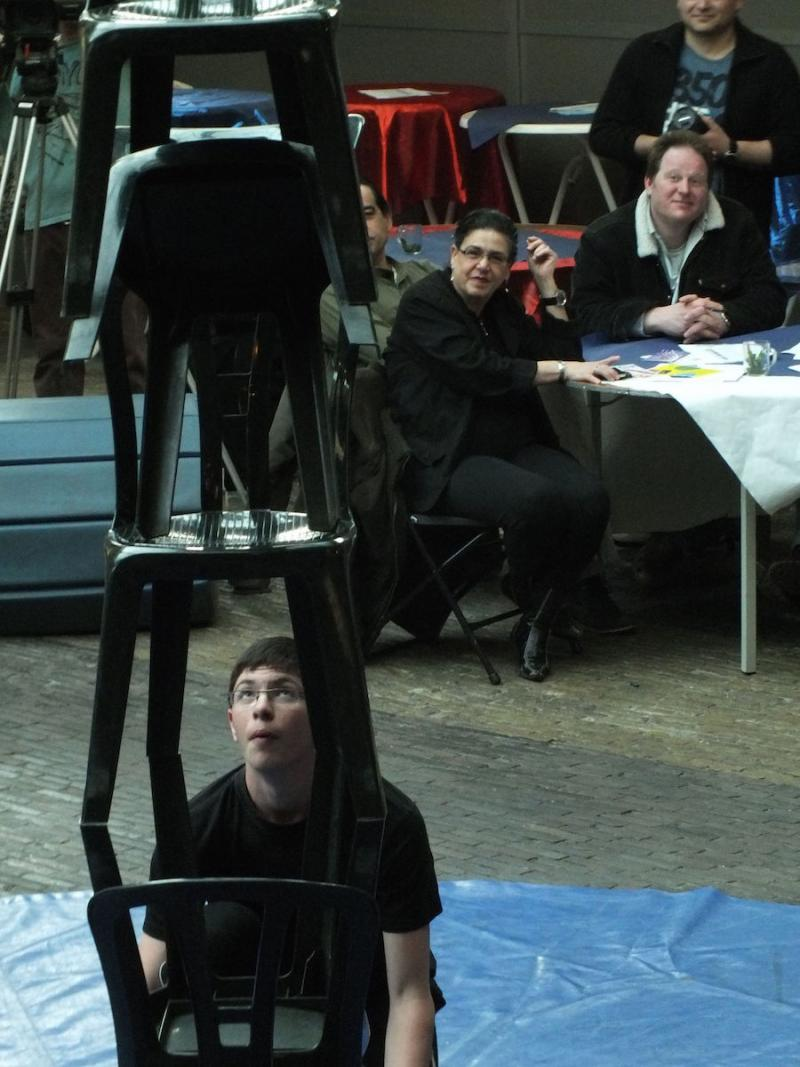Circus Israel Jom Tsawta
