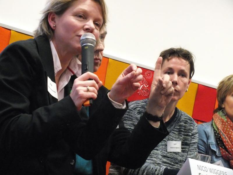 Debat symposium Seniorenraad
